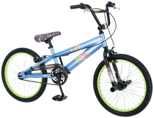 Mongoose Girl's Slyde BMX Bicycle (20-Inch)
