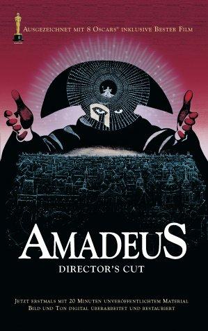 Amadeus - Director's Cut [VHS]