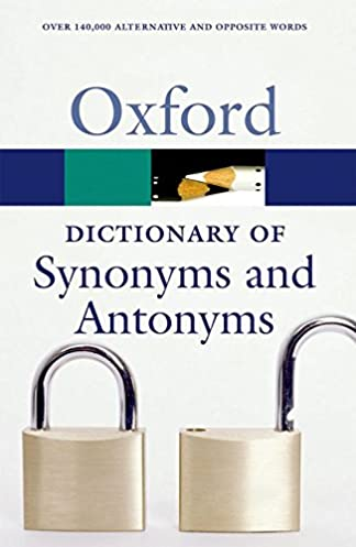 Dictionary synonyms