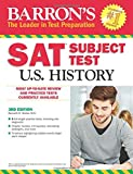 img - for Barron's SAT Subject Test: U.S. History 3rd Edition book / textbook / text book