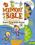 img - for The Memory Bible: The Sure-Fire Way to Learn 52 Bible Verses book / textbook / text book