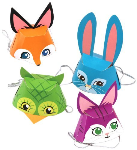GAMAGO Party Animal Hats Toy, Kids, Play, Children
