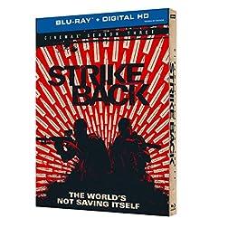Strike Back: The Complete Third Season [Blu-ray] + Digital HD [Blu-ray]