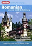 Romanian Phrase Book & Dictionary