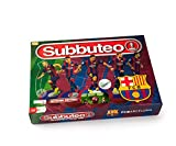 FC Barcelona - Juego Subbuteo, playset (Eleven Force)