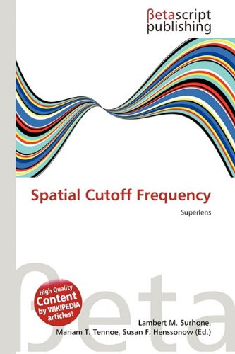 Spatial Cutoff Frequency
