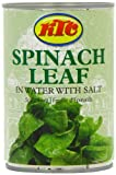 KTC Spinach Leaf 395 g (Pack of 12)