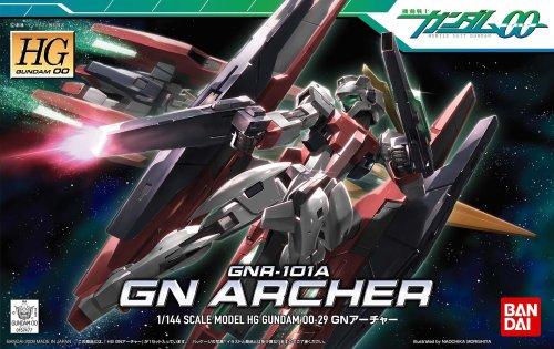 HG 1/144 GNR-101A GNアーチャー (機動戦士ガンダム00)
