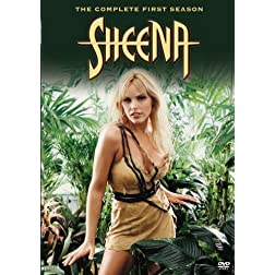SHEENA - SEASON 1 (4 Discs)