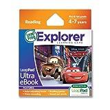 LeapFrog LeapPad Ultra eBook: Disney Pixar Cars 2 Children, Kids, Game