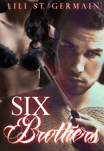 Six Brothers (Gypsy Brothers, #2) by Lili Saint Germain