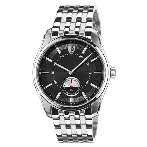 Ferrari De los hombres Scuderia Analógico Dress Cuarzo Reloj 0830230