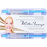 Whiter Image -Take Home Refill Teeth Whitening Gel Syringes (Premium Strength, No Tray)