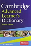 img - for Cambridge Advanced Learner's Dictionary book / textbook / text book