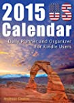 2015 US Calendar - Daily Planner and...