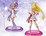 ドキドキ!プリキュア DXFフィギュア キュアソード&キュアハート 全2種セット