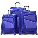 Olympia Luggage San Francisco 3 Piece Luggage Set