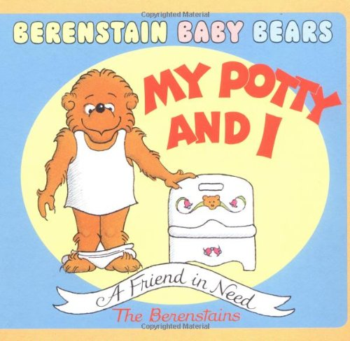 Berenstain Baby Bears My Potty And I front-954610