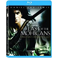 The Last of The Mohicans Director's Definitive Cut on Blu-ray