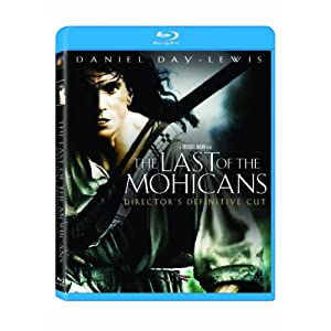 The Last of the Mohicans: Director's Definitive Cut [Blu-ray] $10.49