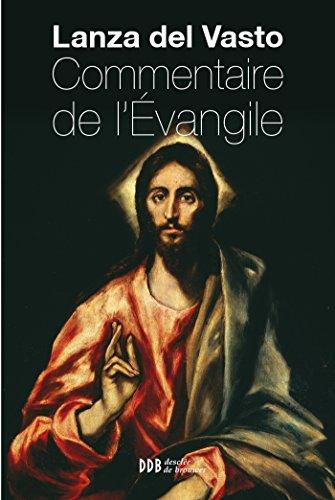 Commentaire de l'évangile