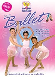 Tinkerbell\'s Learn Ballet Step by Step