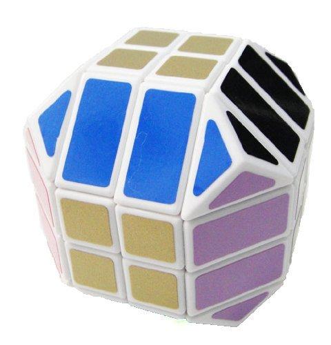 Lanlan® 4x4 Dodecahedron Diamond White - 1