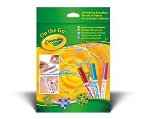 Crayola - Brazaletes De La Amistad De Viaje 04-1004