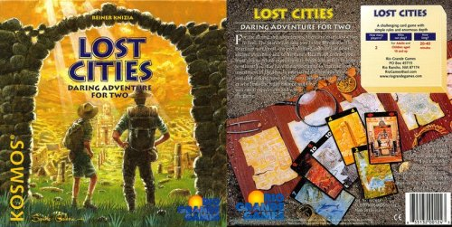 Lost Cities - 1