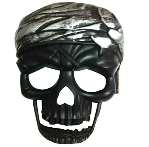 New Popular Christmas and Halloween Party Dressed Performers Mask Props Cos