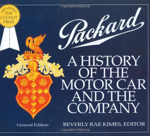 packard-a-history-of-the-motor-car-and-the-company-automobile-quarterly-magnificent-marque-books