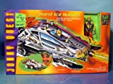 Jonny Quest - Quest Ice Runner with Exclusive Arctic Rescue Jonny Quest Figure - Snowmobile