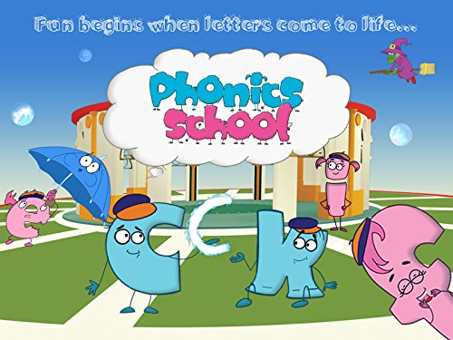 Phonics School on Amazon Prime Video UK