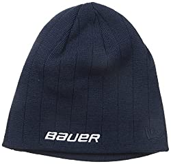 Bauer Men's Knit Toque, Navy, One Size