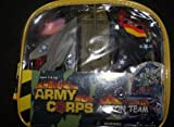 DELUXE 100 PIECE TOY ARMY PLAY SET - TANKS - TRUCKS - JETS + MORE!