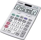 CASIO ジャストタイプ電卓 12桁 JW-20A-N (エコ仕様 特大表示時間計算)