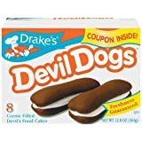 Drake's Devil Dogs, 8 ct
