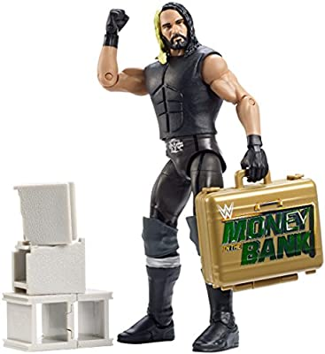 WWE Elite Collection Series #37 -Seth Rollins by Mattel