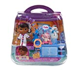 Includes Over 10 Piece - Disney Doc McStuffins Magic Check Up Center