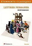 echange, troc Montesquieu, Fabrice Fajeau - Lettres persanes