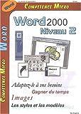 echange, troc Peter Franck - Word 2000 niveau 2