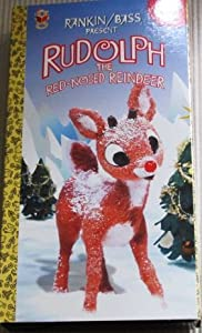 Amazon.com: Rudolph, the Red-Nosed Reindeer [VHS]: Larry ...