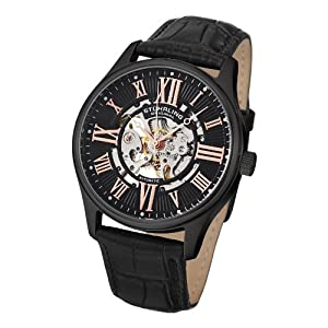 Stuhrling Original Men's 747.03 Automatic Atrium Watch [Watch] Stuhrling Orig...