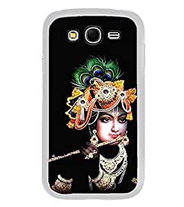 Krishna 2D Hard Polycarbonate Designer Back Case Cover for Samsung Galaxy Grand 2 :: Samsung Galaxy Grand 2 G7105 :: Samsung Galaxy Grand 2 G7102