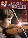 Violin Play-Along: Volume 51: Chart Hits for Beginners