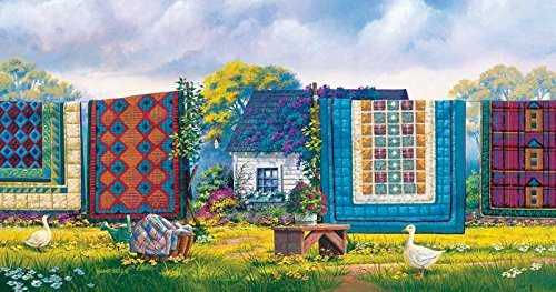 Country Comforts a 300-Piece Jigsaw Puzzle by Sunsout Inc.