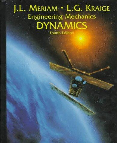 Dynamics: Engineering Mechanics (Engineering Dynamics Meriam compare prices)
