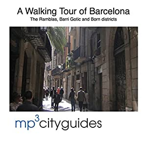 Barcelona Ramblas, Barri Gotic and El Born Tour Walking Tour