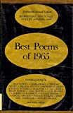 Best Poems of 1965 (Borestone Mountain Poetry Awards 1966, Volume XVIII)
