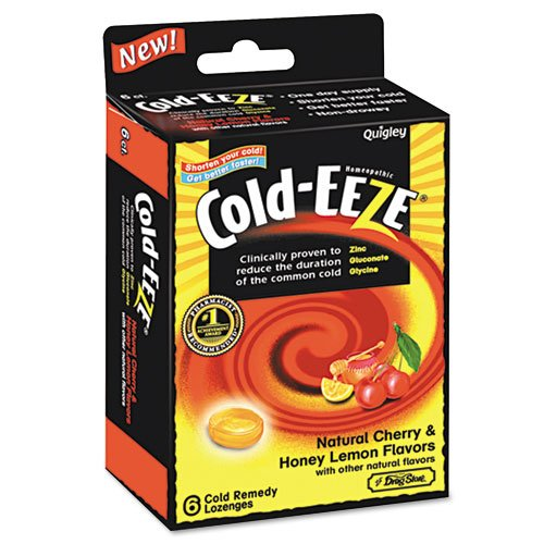 Cold eeze Products   Cold eeze   Cold Remedy Lozenges, One